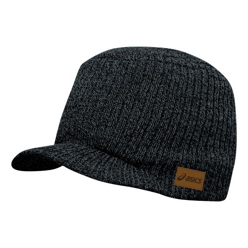 ASICS Utility Beanie Headwear - Black