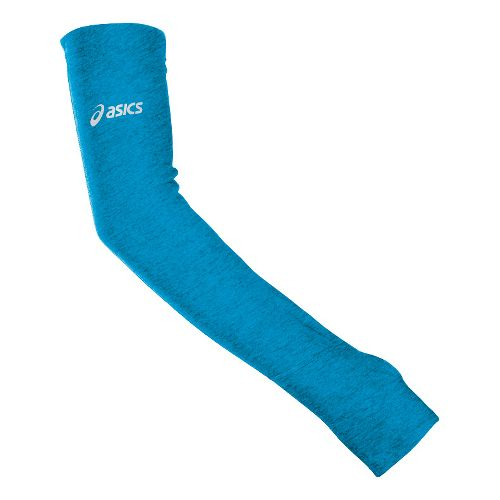 ASICS Thermopolis LT Arm Warmers Handwear - Atomic Blue Heather XS