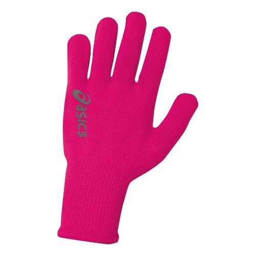 ASICS Everyday Liner Gloves Handwear - Magenta S/M