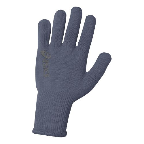 ASICS Everyday Liner Gloves Handwear - Slate L/XL