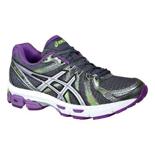 Womens ASICS GEL-Exalt Running Shoe - Titanium/Lightning 12