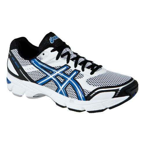 Mens ASICS GEL-180 TR Cross Training Shoe - White/Brilliant Blue 11.5