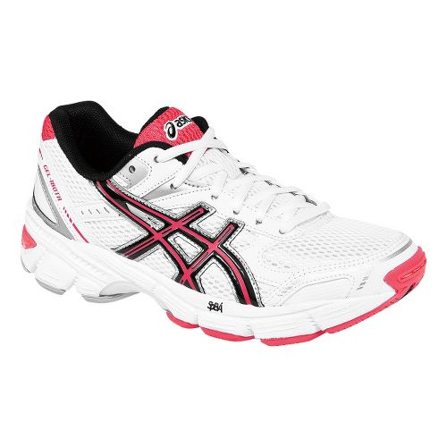 Womens ASICS GEL-180 TR Cross Training Shoe - White/Black 8.5