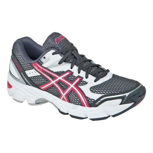 Womens ASICS GEL-180 TR Cross Training Shoe - White/Raspberry 11.5