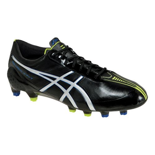 Mens ASICS DS Light X-FLY MS Track and Field Shoe - Black/Silver 7.5