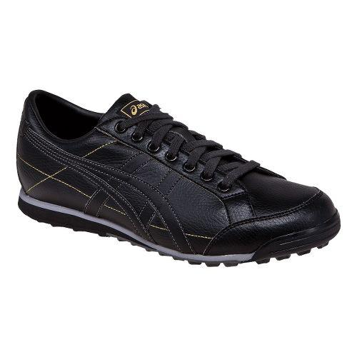 Mens ASICS Matchplay Classic Casual Shoe - Black/Onyx 14