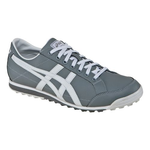 Mens ASICS Matchplay Classic Casual Shoe - Moon/White 7.5