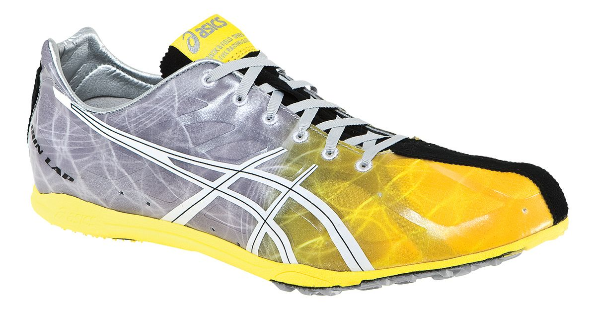 mens asics gunlap track and field shoe at road runner sports