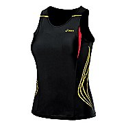 Womens ASICS TIL Tank Top Technical Tops