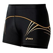 Womens ASICS TIL Inner Muscle Sprinter Fitted Shorts