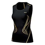 Womens ASICS TIL Inner Muscle Sleeveless Technical Tops