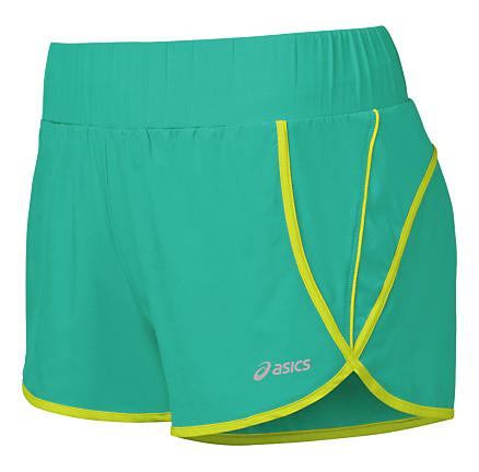 "Womens ASICS 3"" Splits Shorts"