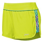 "Womens ASICS Everysport II 4"" Unlined Shorts"