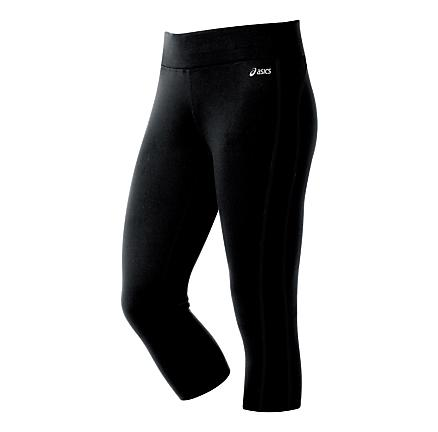 "Womens ASICS PR 18"" Capri Tights"