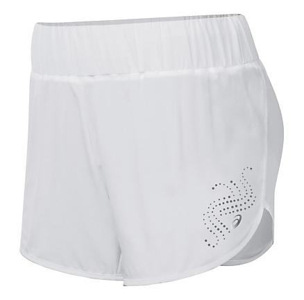 Womens ASICS Performance Fun Splits Shorts