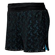 Womens ASICS Performance Fun2-in-1 Shorts