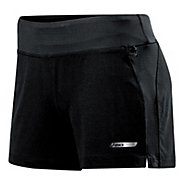 "Womens ASICS Abby 4"" Unlined Shorts"