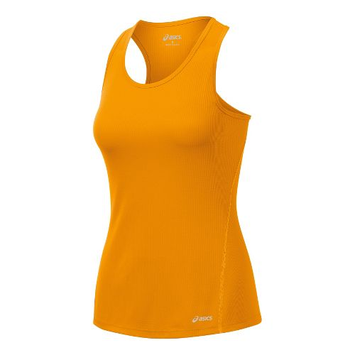 Womens ASICS Core Singlets Technical Tops - Fuel S