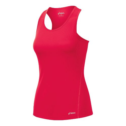 Womens ASICS Core Singlets Technical Tops - Verve M