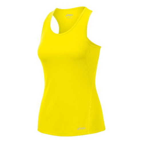Womens ASICS Core Singlets Technical Tops - Vivid M