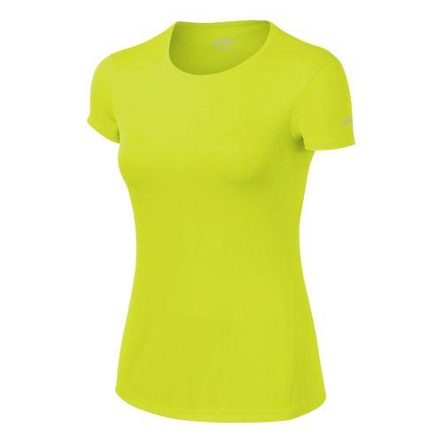 Womens ASICS Core Short Sleeve Technical Tops - WOW XL