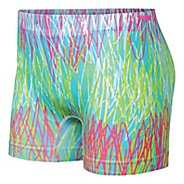 Womens ASICS PR Runbrief Boy Short Underwear Bottoms