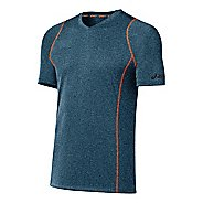 Mens ASICS Everyday II Short Sleeve Technical Tops