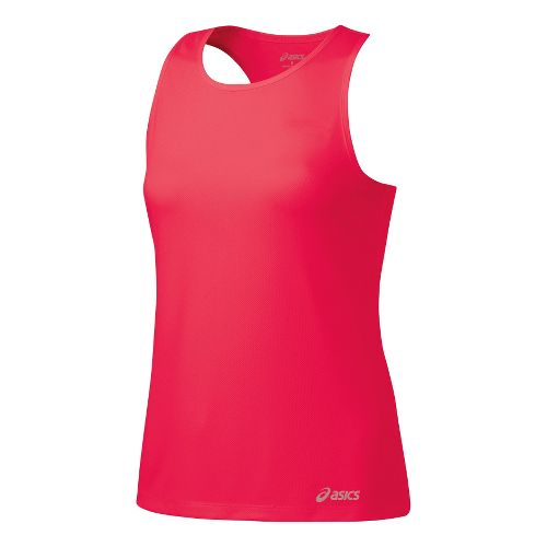 Womens ASICS Ready-Set Singlets Technical Tops - Verve XXL