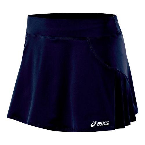 Womens ASICS Love Skort Fitness Skirts - Navy XL