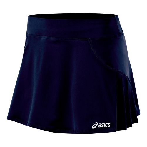 Womens ASICS Love Skort Fitness Skirts - Navy XXL