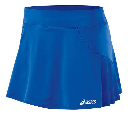 Womens ASICS Love Skort Fitness Skirts - Royal L