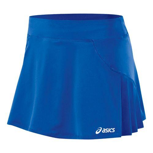 Womens ASICS Love Skort Fitness Skirts - Royal S