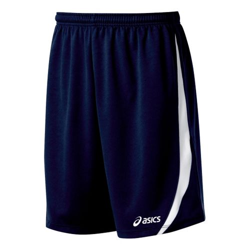 Mens ASICS Bomba Unlined Shorts - Navy/White L