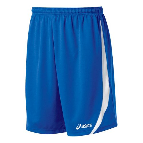 Mens ASICS Bomba Unlined Shorts - Royal/White L