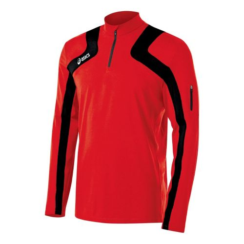 Men's ASICS�Team Tech 1/2 Zip