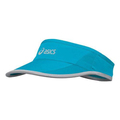 Womens ASICS Dawn-2-Dusk Visor Headwear - Aqua
