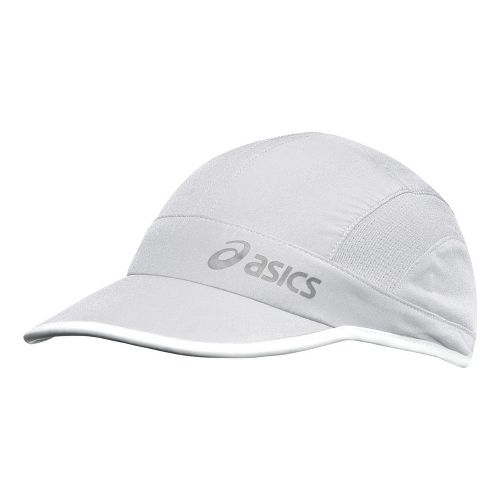 Womens ASICS Dawn-2-Dusk Cap Headwear - White
