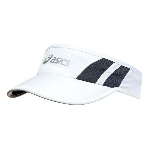 ASICS Dawn-2-Dusk Visor Headwear - White