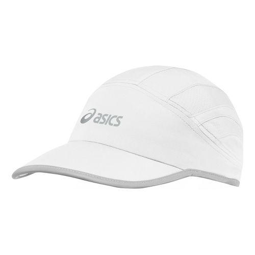 ASICS Dawn-2-Dusk Cap Headwear - White/White