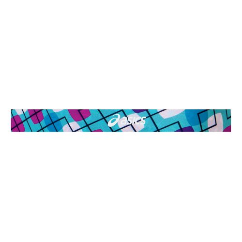 ASICS Printed Headbands Headwear - Modern Maze