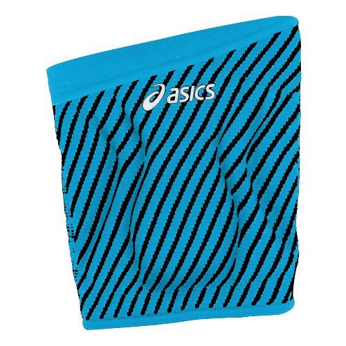 ASICS Replay Reversible Knee Pad Kneepads - Atomic Blue/Black