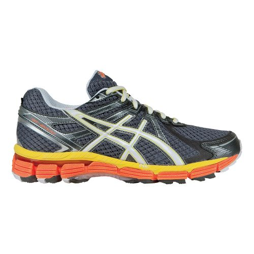 Womens ASICS GT-2000 G-TX Trail Running Shoe - Titanium/White 7.5