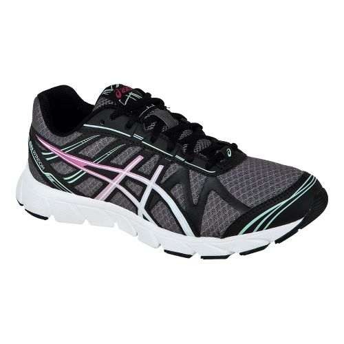 Womens ASICS GEL-Windom Running Shoe - Titanium/Raspberry 7.5
