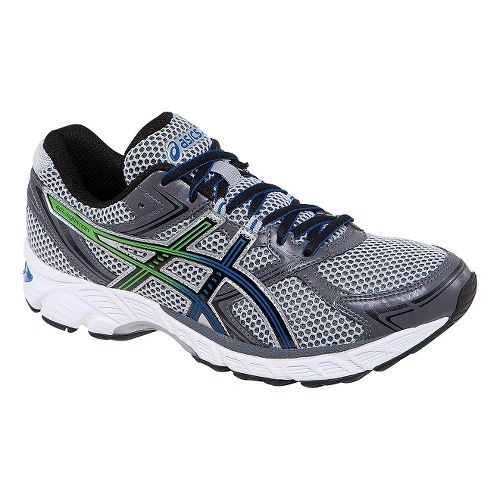 Mens ASICS GEL-Equation 7 Running Shoe - Lightning/Royal 14