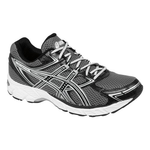 Mens ASICS GEL-Equation 7 Running Shoe - Charcoal/Black 11