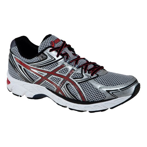 Mens ASICS GEL-Equation 7 Running Shoe - Lightning/Onyx 10