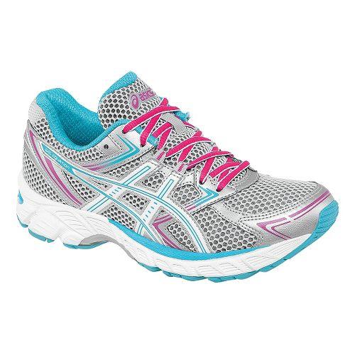 Womens ASICS GEL-Equation 7 Running Shoe - Lightning/Cabernet 10.5