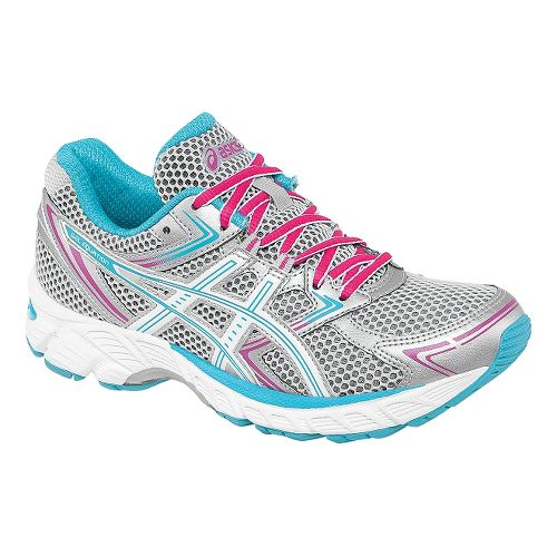 Womens ASICS GEL-Equation 7 Running Shoe - Lightning/Cabernet 11