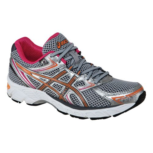 Womens ASICS GEL-Equation 7 Running Shoe - Lightning/Titanium 11.5