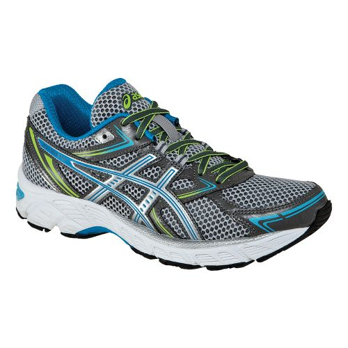 Womens ASICS GEL-Equation 7 Running Shoe - Titanium/Lightning 5.5